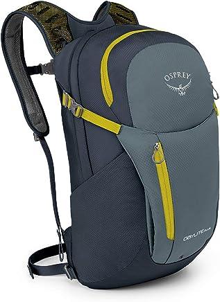 Osprey 中性 日光+ Daylite plus 20 双肩日用运动背包多色可选户外背包附属包电脑包带13寸电脑仓户外日常两用包户外耐用徒步登山包 20升 三年?#26102;?#32456;身维修 (两种LOGO随机发)