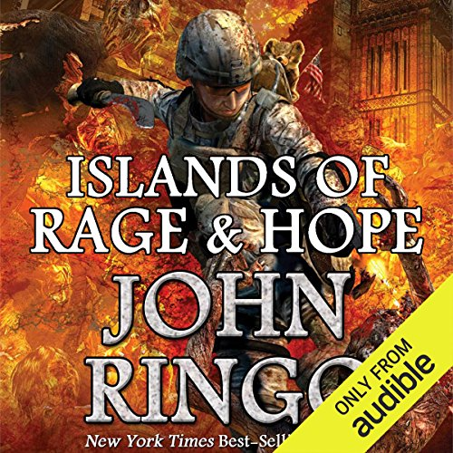 Islands of Rage & Hope audiobook cover art