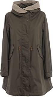 Woolrich Luxury Fashion Womens WWCPS2716UT04406266 Light Blue Outerwear Jacket   Season Outlet