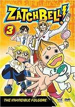 Zatch Bell, Vol. 3 - The Invincible Folgore