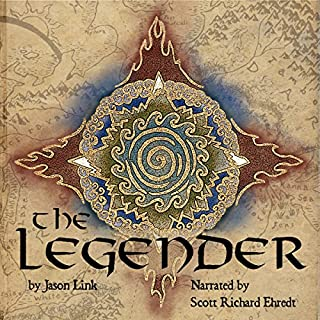 The Legender audiobook cover art