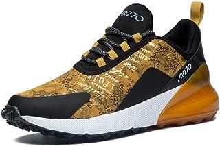 Scarpe Da Corsa Casual Da Uomo, Cuscino D'aria Maglia Camminata All'aperto Da Jogging Da Jogging Sneakers Confortevole Tra...
