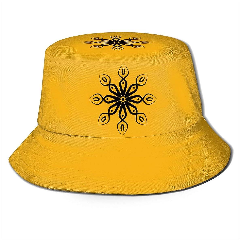 買い手秋不可能なAiwnin 花紋 漁師の帽子 サンハット 日よけ帽 紫外線保護 釣り 登山 農作業 通気性がいい