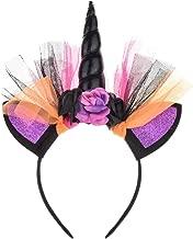 DDazzling Halloween Headband Spider Headdress Festival Headpiece Cosplay