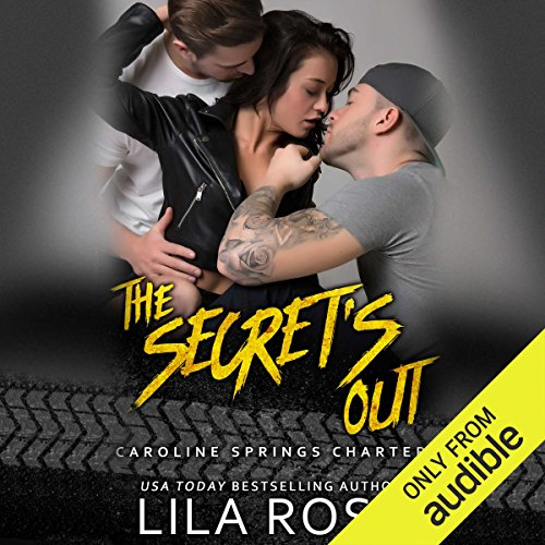 The Secret's Out audiobook cover art