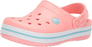 Crocs Kid's Crocband Clog | Slip On Water Shoe for...