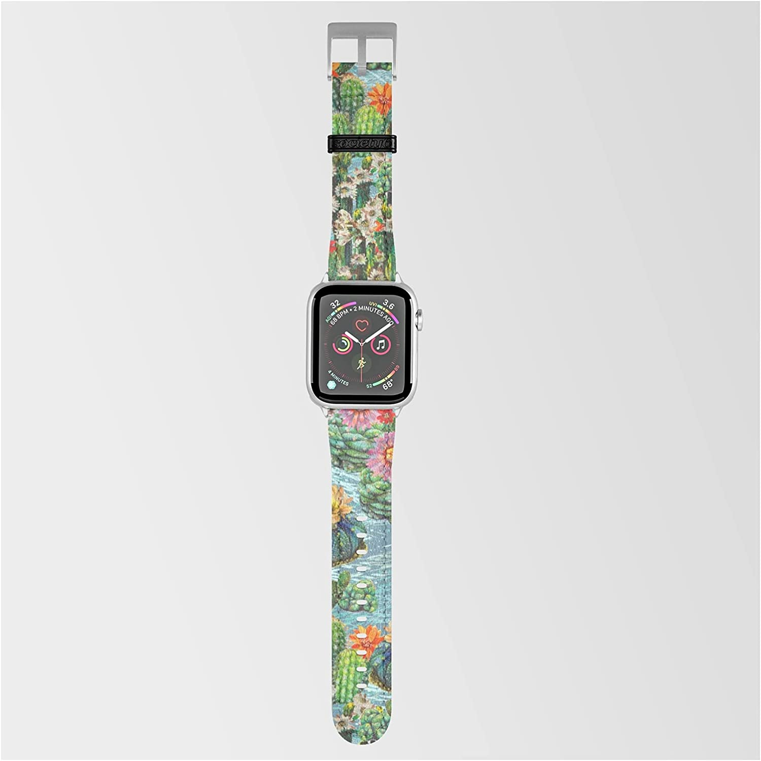 Cactus Now free shipping Desert - BBG by on Smartwatch Janeferwong Now on sale Compatible Band