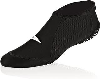 Swimming Pool Sock - Adult - Black - UK Shoe Size 5-7