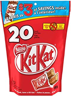 KIT KAT Minis, 20x12g, Multipack