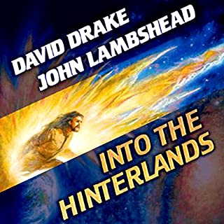 Into the Hinterlands audiobook cover art