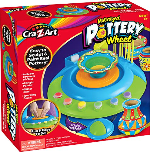 Product Image of the Cra-Z-Art Pottery Wheel