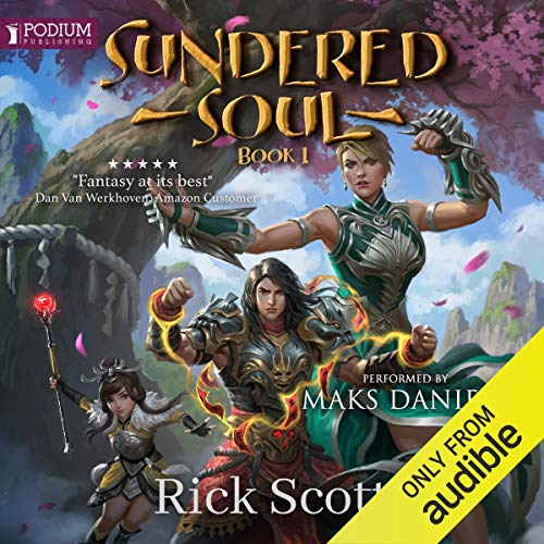 Sundered Soul  By  cover art