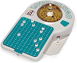 Chicos-Bingo Lotería electrónica con 24 cartones y 90