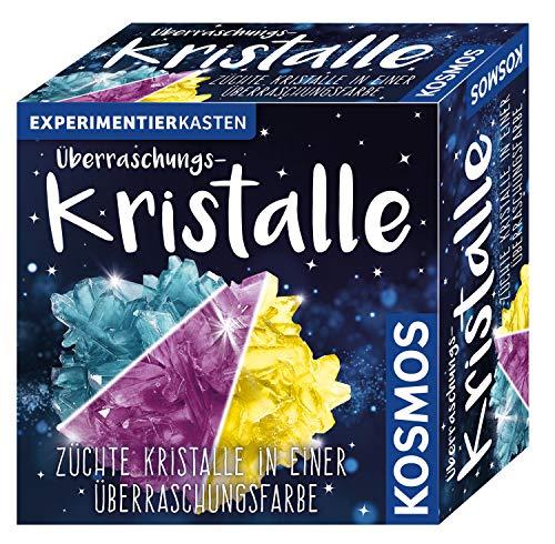 KOSMOS 656089 Überraschungskristalle selbst züchten, Experimentierset