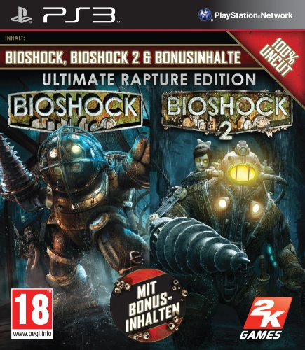 BioShock - Ultimate Rapture Edition [PEGI] - [PlayStation 3]