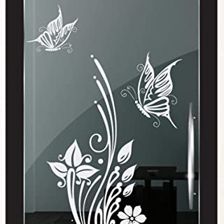 DD Dotzler Design 2111-2 Milchglas-Folie Fenster-Folie Klebe