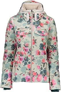 Women's Devon Down Jacket Botanic Glaze 14