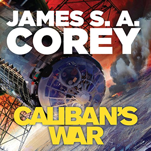 Couverture de Caliban's War