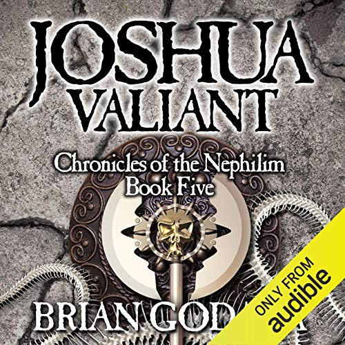 Joshua Valiant cover art