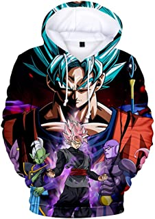 Dragon Ball Super Broly 3D Printed Hoodies Women/Men Long Sleeve Hooded Sweatshirts Popular Streetwear Hoodies Custom