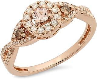 Best champagne diamond wedding set Reviews