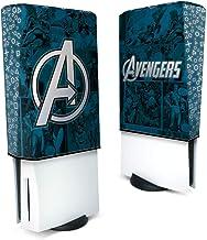 Capa Anti Poeira PS5 Vertical - Avengers Vingadores Comics
