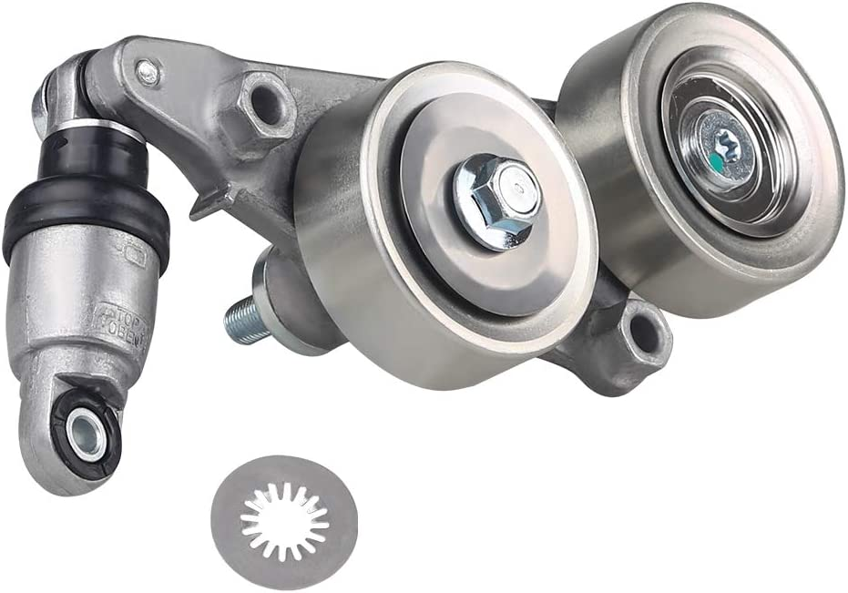 WATERWICH Compatible with Belt Tensioner Honda Accord depot Assembly gift 2