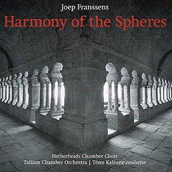 Franssens: Harmony of the Spheres
