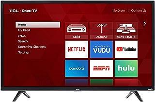 "TCL 32"" Class HD (720P) Roku Smart LED TV (32S321) (Renewed)"