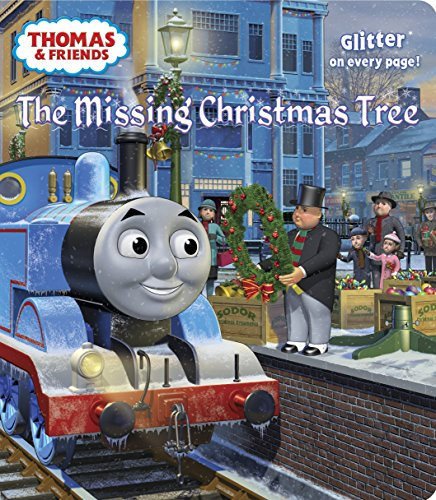 The Missing Christmas Tree (Thomas & Friends)の詳細を見る