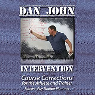 Intervention: Course Corrections for the Athlete and Trainer audiobook cover art