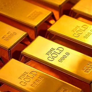 fake gold bars