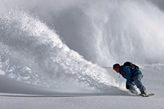Wall Art Canvas Picture Print Extreme Snowboarding 3.2