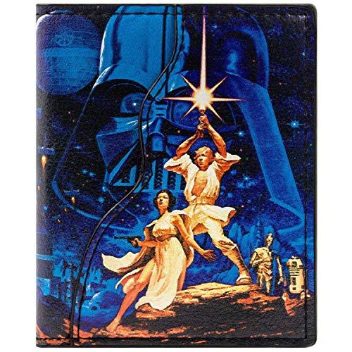 Cartera de Star Wars A New Hope Luke Skywalker
