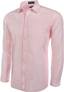 Men's Basic Slim Fit Dress Shirt