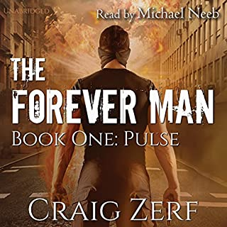 The Forever Man  cover art