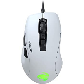 ROCCAT KONE Pure Ultra Gaming Mouse - White