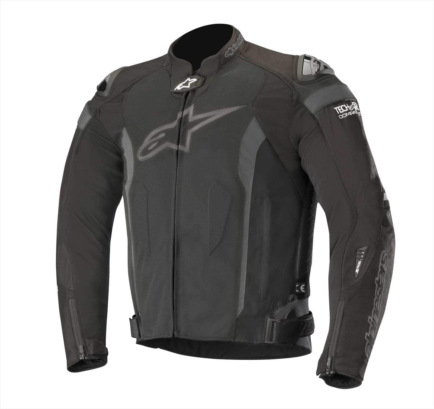 Alpinestars Men's T-Missile Air Jacket Ranking TOP2 Motorcycle Tech-Air Compa Beauty products