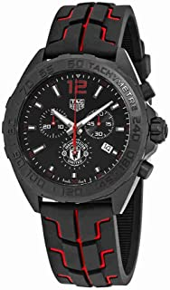 TAG Heuer Formula 1 Manchester United 43mm Men's Watch CAZ101J.FT8027