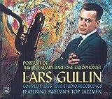 Complete 1956-60 Studio Recordings (4CD) 36p booklet by Lars Gullin