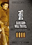 Have Gun Will Travel: Fourth Season V.1 [DVD] [Region 1] [US Import] [NTSC]
