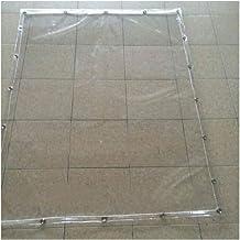PENGFEI transparant dekzeil waterdicht zwaar werk berekend dik dekzeil balkon winddicht koud bestendig PVC, 600 G/㎡, meerd...