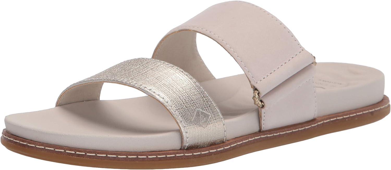 Sperry Women's Waveside Plushwave Slide Flat Sandal