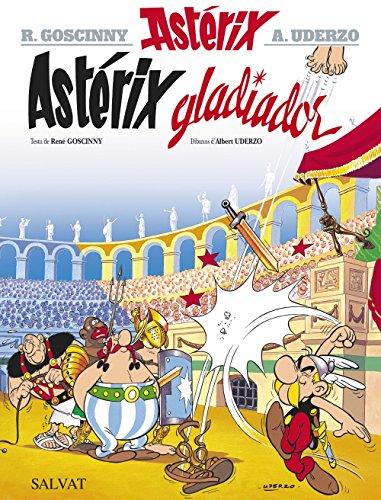 Astérix gladiador (Asturiano - A Partir De 10 Años - Astérix -...