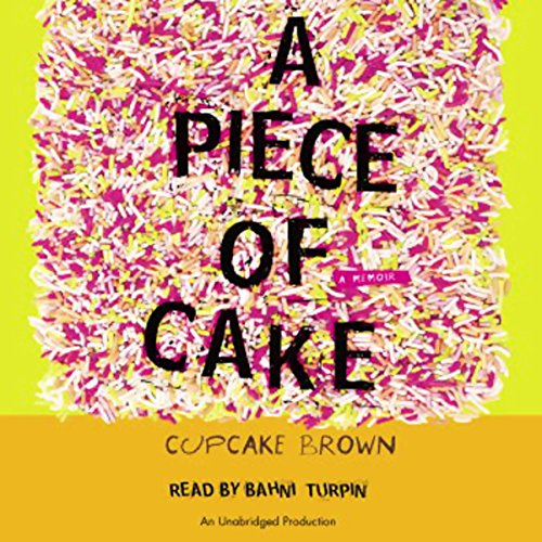A Piece of Cake audiobook cover art