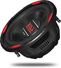 BOSS Audio Systems AR100DVC 10 Inch Car Subwoofer - 1400 Watts Maximum Power, Dual 4 Ohm Voice Coil, Sold Individually
