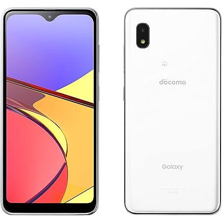 docomo Galaxy A21 SC-42A ホワイト White SIMフリー スマートフォン本体