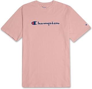 10cc3972b45 Champion Mens Big and Tall Classic Jersey Logo T Shirt