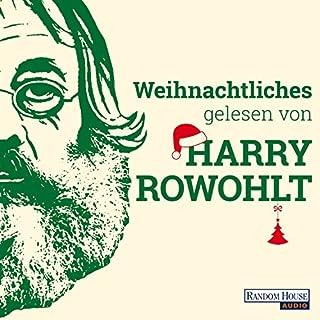 Weihnachtliches gelesen von Harry Rowohlt Titelbild