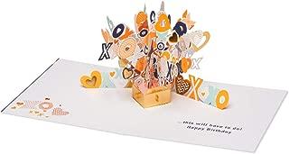American Greetings Pop Up Birthday Card (XOXO)